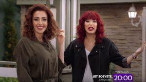 Jet Sosyete 2.Sezon 1.Bölüm Fragmanı