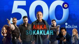 Arka Sokaklar 500.Bölüme Özel Fragman