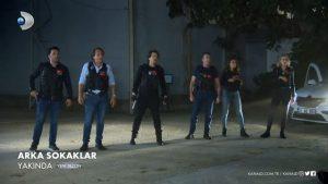 Arka Sokaklar 522.Bölüm Fragmanı (Yeni Sezon)