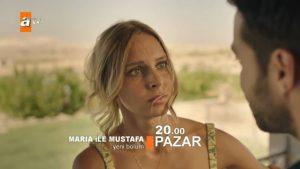 Maria İle Mustafa 3.Bölüm Fragmanı