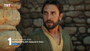 Barbaroslar Akdenizin Kılıcı 3.Bölüm Fragmanı